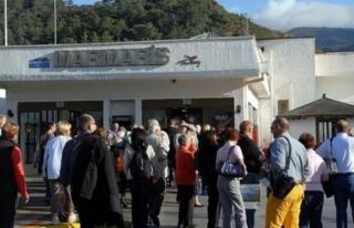 Marmaris'te Yunanistan'a Ticari Vize Başvuruları...
