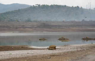 Muğla'da Baraj ve Yeraltı Rezervlerinin Su...