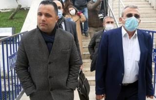 Pınar Gültekin Cinayeti Duruşmasında Mahkeme Salonu...
