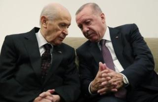 AK Parti, MHP'ye Sunacağı Çalışmaya Son...