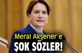 Bafralı Deli Demir'den Meral Akşener'e Şok...
