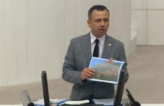 CHP'li Erbay Sandras Dağı'ndaki Doğa Katliamını...