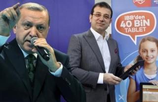 Erdoğan'dan İmamoğlu'na Tepki: Bizim...