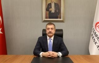 Merkez Bankası Başkanı Kavcıoğlu Hamlelerine...