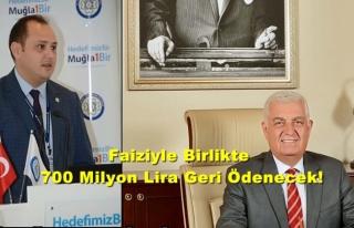 Muğla Büyükşehir Belediyesi'nin Şoför Esnafından...