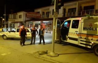 5.1'lik Deprem Sonrası Datça'da Alan Taraması...