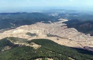 Bakan Pakdemirli: Kaz Dağları'ndaki Maden Sahası...