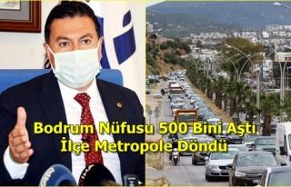 """Bodrum Belediye Başkanı Aras: """"Bodrum'da Kaos..."""