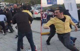 Bodrum'da Silahlı Kavgaya Karışan Oyuncu Mustafa...