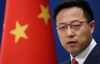 Çin'den Bir Küstah Açıklama Daha: Türkiye'de...