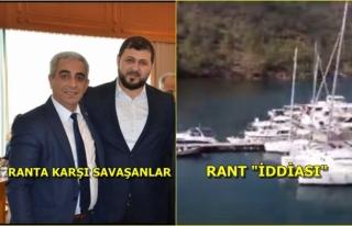 DALAMAN'DA RANT KARŞITI AÇIKLAMALAR BOYNUZBÜKÜ...