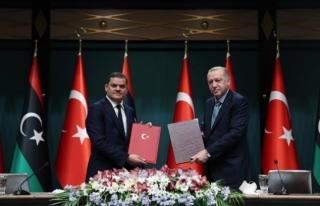 Erdoğan: Kader Birliği Yaptığımız Libya'ya...