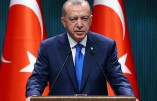 """Erdoğan: """"Montrö İle Yakından Uzaktan Alakası..."""