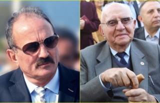 Eski Başkan Behçet Saatcı'nın Babası Ahmet...