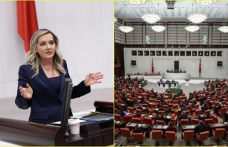 İYİ Parti Milletvekili Aylin Cesur'un Esnafa...