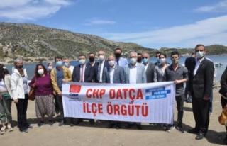 Kargı Koyu'nda İnceleme Yapan CHP'li Öztunç:...