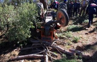Kavaklıdere'de Traktör Altında Kalan Vatandaş...
