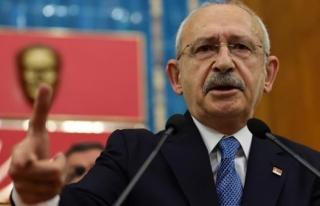 Kemal Kılıçdaroğlu ve 7 Vekilin Dokunulmazlıklarının...