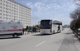 Kovid-19'lu Şahıs Bodrum'dan Kahramanmaraş'a...