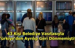 Malatya Yeşilyurt Belediyesi'nin Gri Pasaport...