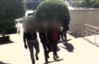 Marmaris'te İki Evden Hırsızlık Yaptığı...