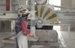Mermer Madeni İşleten Şirket Mermer Atığından...