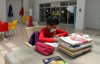 Milas Devlet Hastanesi, Yörük Kızı Cennet'in...