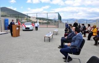 Milas Mesleki ve Teknik Anadolu Lisesi'ne Elektrikli...