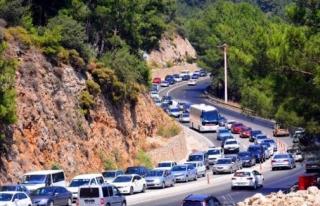 Muğla'da Araç Sayısı Yüzde 4,6 Artarak 535...