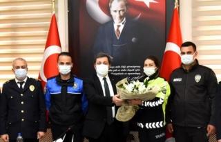 Muğla'da Türk Polis Teşkilatı'nın 176....