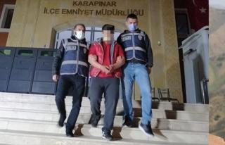 Muğla'daki Hırsızlık Şüphelisi Konya'da...