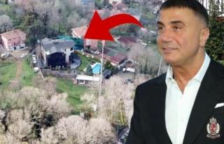 Sedat Peker'in Villasına Yapılan Baskında...
