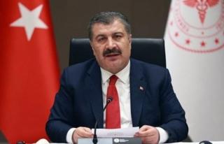 Türkiye'nin 16 Nisan Günü Koronavirüs Karnesi:...