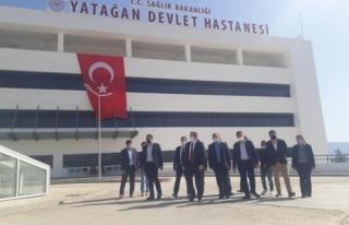 Vali Orhan Tavlı, Yatağan İlçesinde Yatırım...
