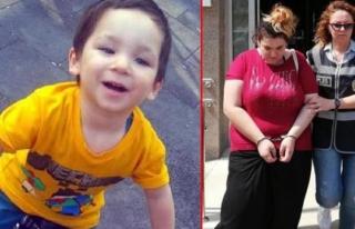 5 Yaşındaki Eymen'i Öldüren Anne ve Sevgilisi...