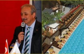 AK Parti Muğla İl Başkanı Mete'den Marmaris'te...
