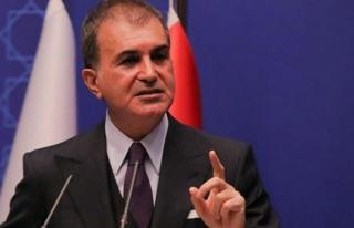 AK Parti Sözcüsü Çelik'ten Sedat Peker Yanıtı:...