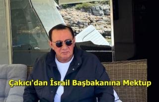 Alaattin Çakıcı 11 Yıl Önce İsrail Başbakanı...