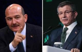 """Bakan Soylu: """"Davutoğlu, MKYK Üyelerine Hepinizin..."""