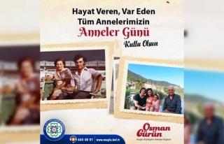 Başkan Osman Gürün 'Anneler Günü'nü...