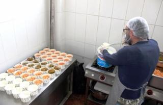 Bodrum'da Başlatılan Yemek Yardımı Kampanyası...