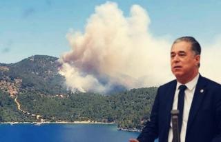 CHP Muğla Milletvekili Suat Özcan: Deniz Kenarındaki...