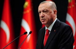 """Cumhurbaşkanı Erdoğan: """"Desteklerimize Rağmen..."""