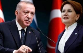 Cumhurbaşkanı Erdoğan, Meral Akşener Hakkında...