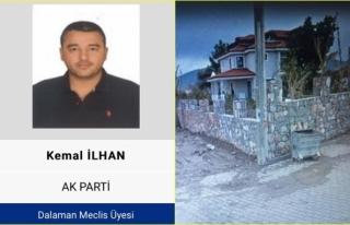 DALAMAN HALKI, MECLİS ÜYESİ KEMAL İLHAN'A...