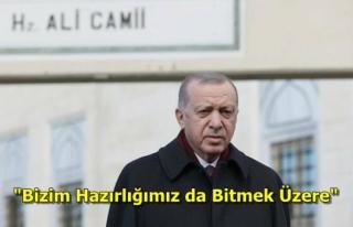 Erdoğan'dan Bahçeli'nin Açıkladığı...