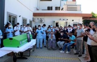Fethiye'de Trafik Kazasında Yaralanan Ambulans...