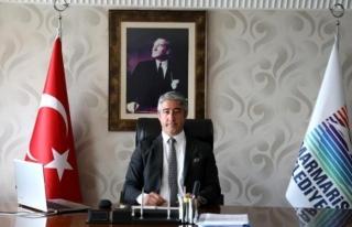 """Marmaris Belediye Başkanı Oktay, """"Dikkat Etmezsek..."""