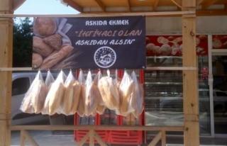 Ortaca Belediyesi 'Askıda Ekmek' Seferberliği...