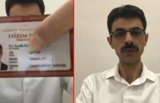 Salgın Tedbirlerini Eleştiren Viranşehir Savcısı...